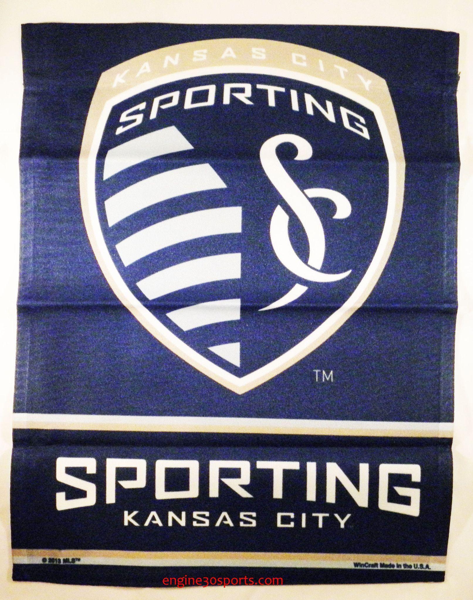 Sporting Kansas City 11 X15 Garden Flag Sporting Kansas City