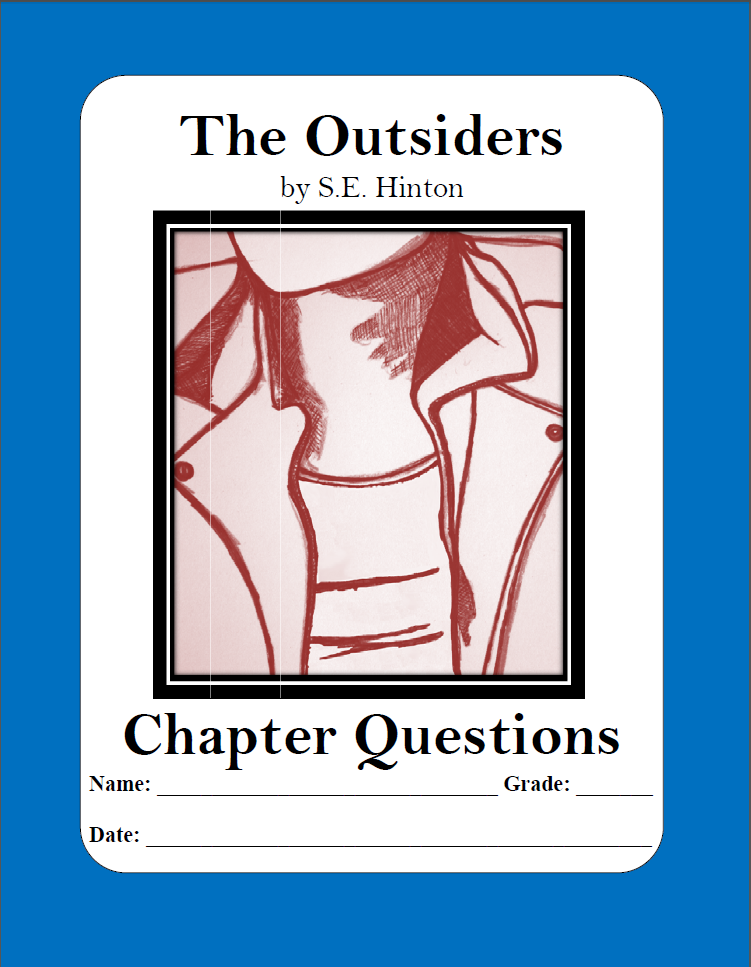 "the outsiders by s e hintons essay Se hinton, a teenager when she wrote ""the outsiders,"" at the bungalow in tulsa, okla, that stood in for ponyboy curtis's home in the 1983 film."