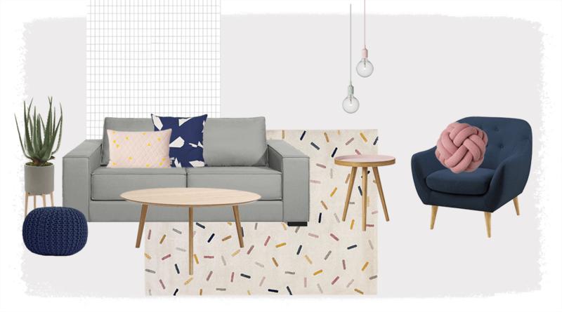 Pas besoin d un canapé tout neuf pour changer le style de son salon
