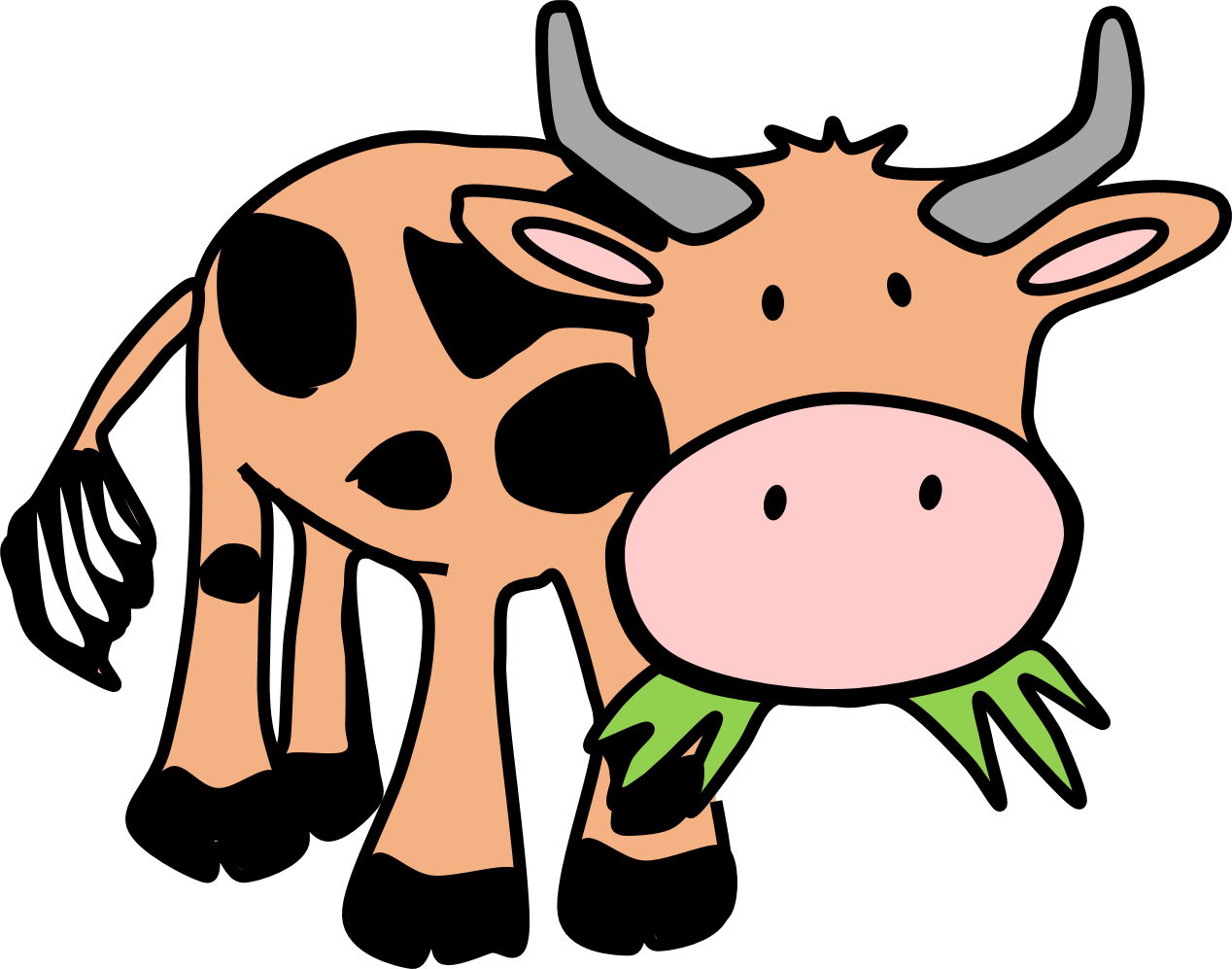 free farm animals clipart [ 1268 x 997 Pixel ]