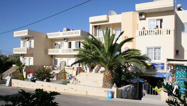 Elma lejligheder i Grækenland. Se mere på www.bravotours.dk @Bravo Tours #BravoTours #Travel
