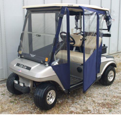 Club Car Ds Pre 2000 Doorworks Enclosures Golf Carts