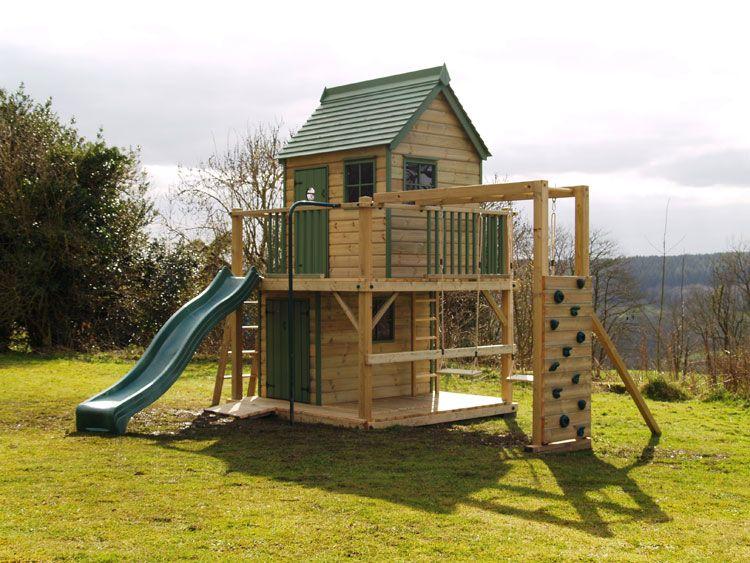 Casette Per Bambini Piccoli : Favolose casette per bambini da giardino tree house play
