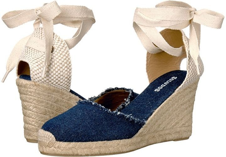 9054be0f633 Soludos Tall Wedge Women s Wedge Shoes