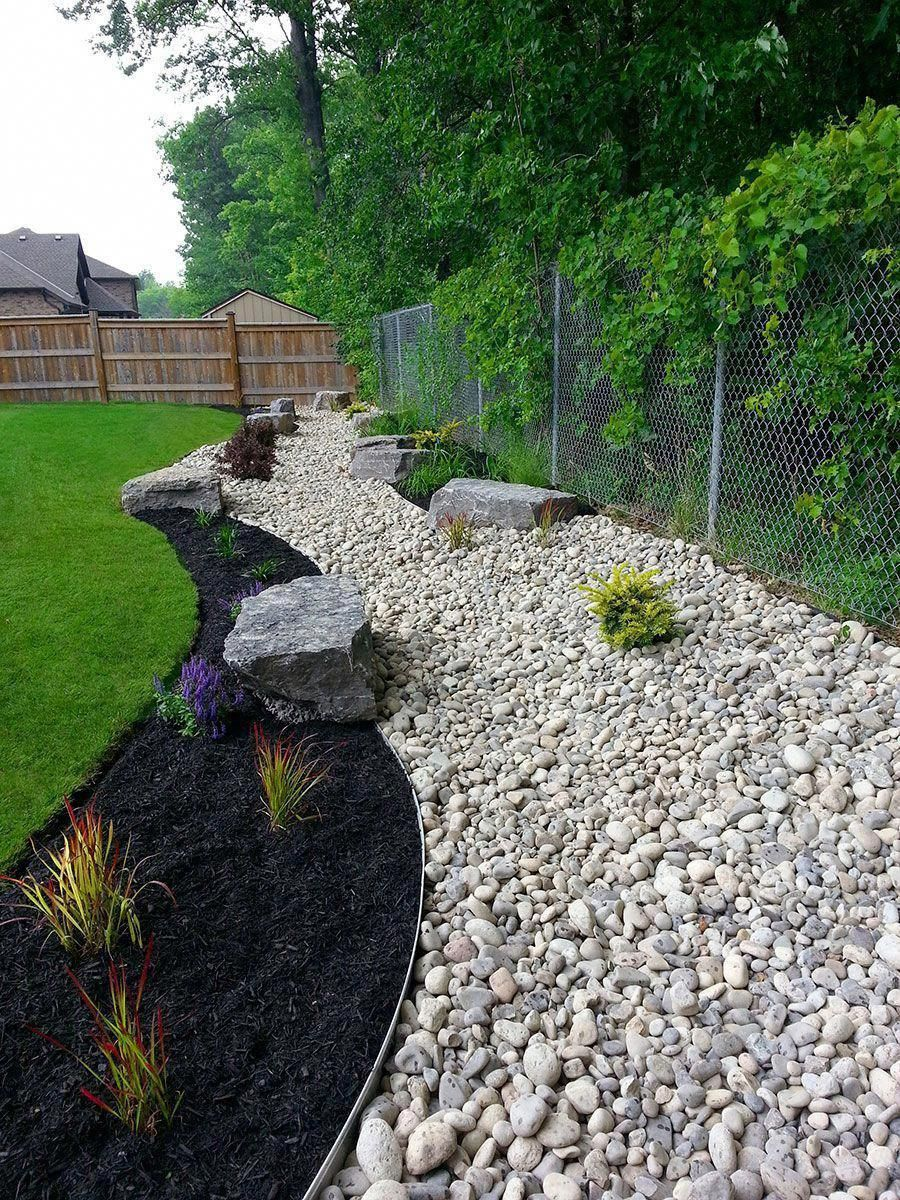One of the best things about river rock landscaping is that you always get to have some very interesting and unique features. You are free to choose what works for you and in the end the value can be second to none. As long as you take your time and focus on getting the right value, you will see that the experience can be very well worth it in the end. #riverrocklandscaping