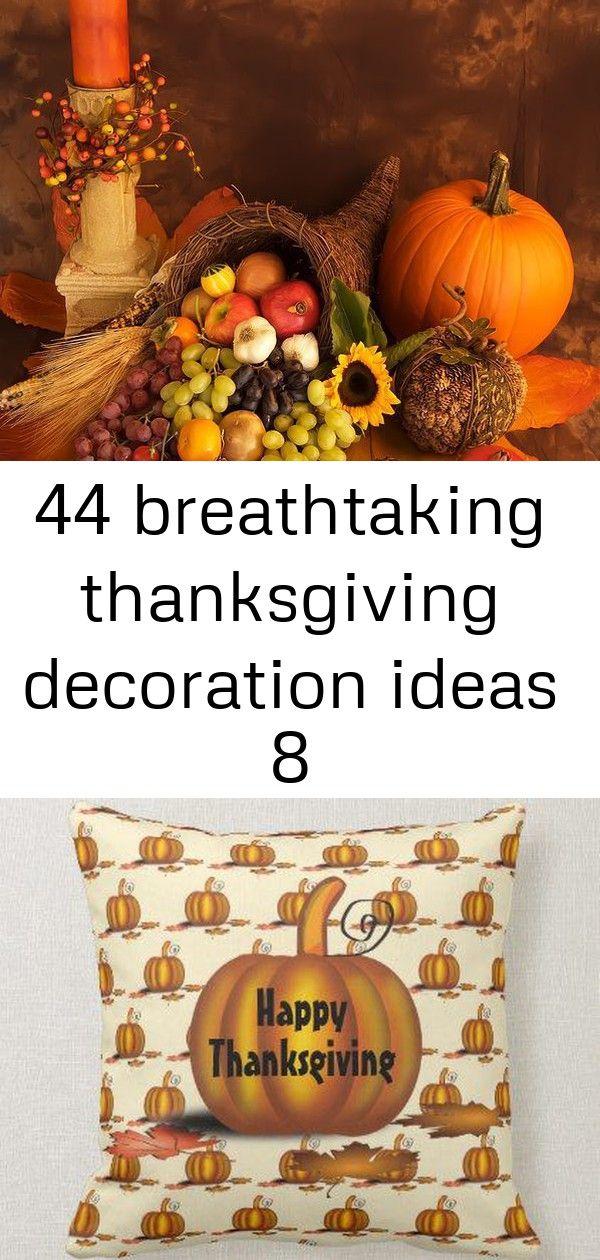 44 breathtaking thanksgiving decoration ideas 8