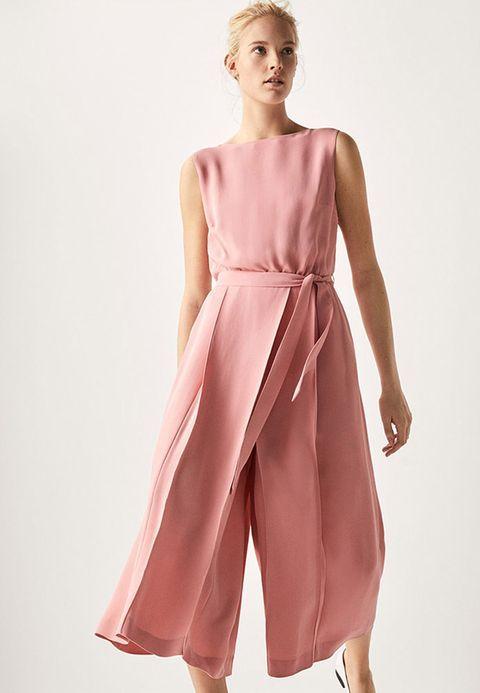 neue Fotos Wählen Sie für offizielle Luxus-Ästhetik Massimo Dutti Jumpsuit - rose - Zalando.de | Clothes in 2019 ...