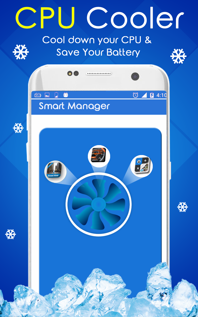 Best Android application to cool down your mobile cpu temperature