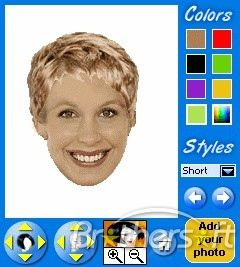 your own hairstyle games - http://hairstylic.com/your-own-hairstyle ...