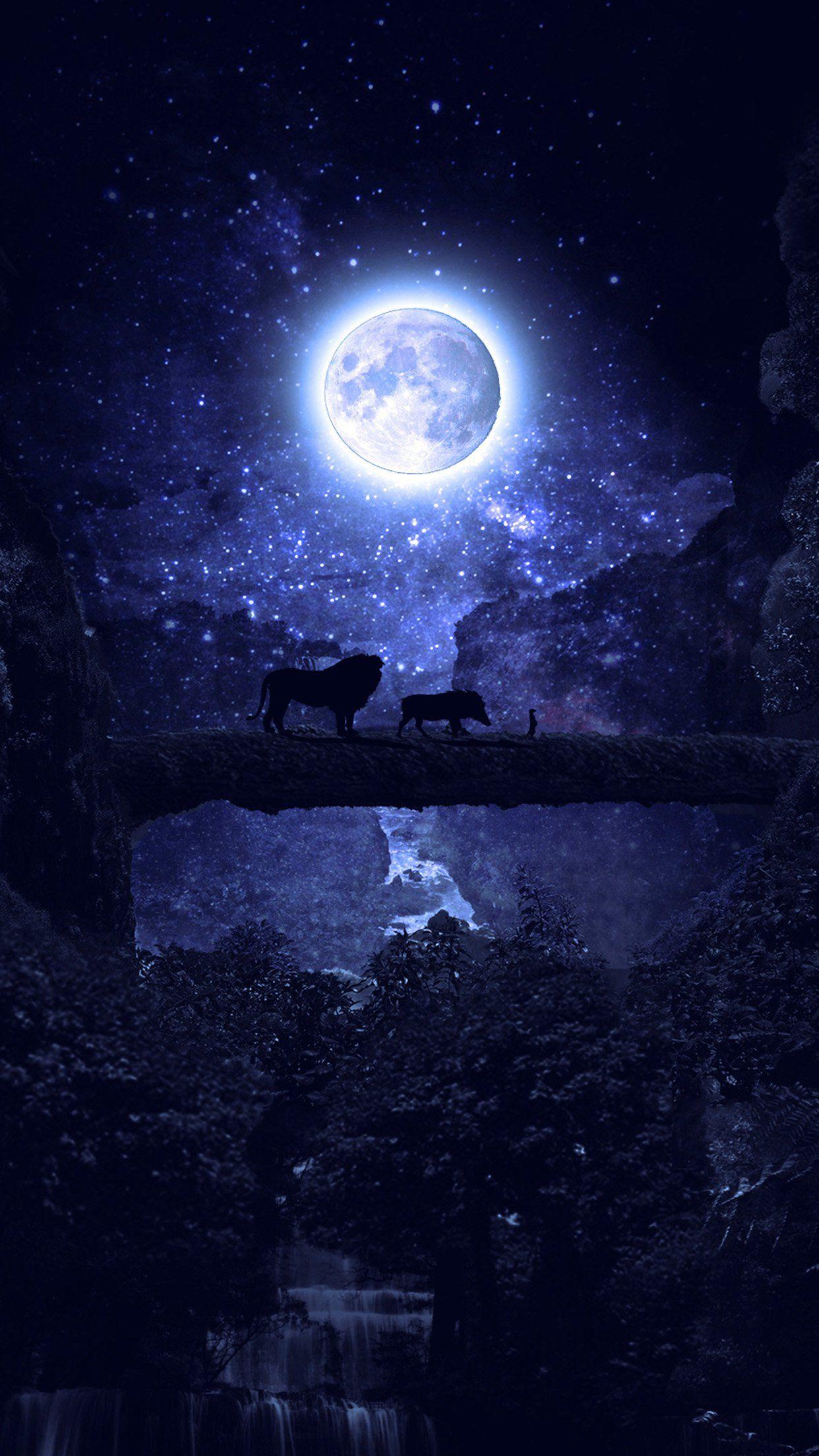 Hakuna Matata Photo paysage magnifique, Fond d'écran