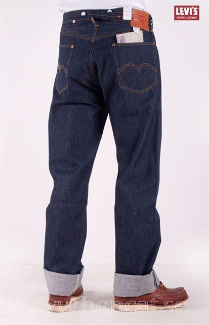 e99286a40c7 Levi's Vintage Clothing - 501® 1933 JEANS RIGID | Vintage Soul in ...