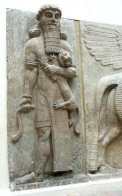 Ancient Mesopotamia Gilgamesh,myth,clay tablets,akkadian lan