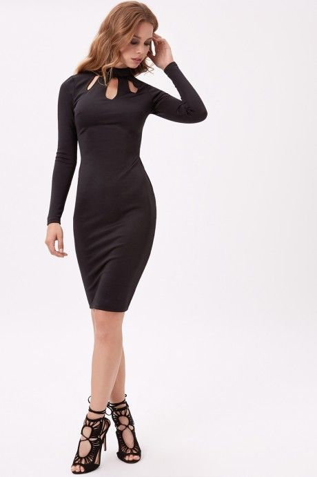 Sophisticated Long Sleeve Dresses