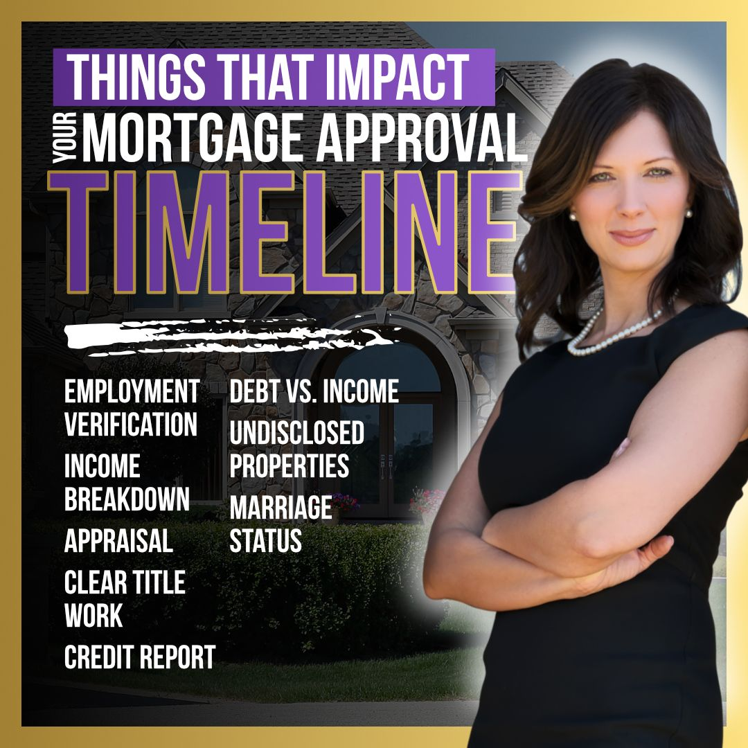 Things That Impact Your Mortgage Approval Timeline In 2020