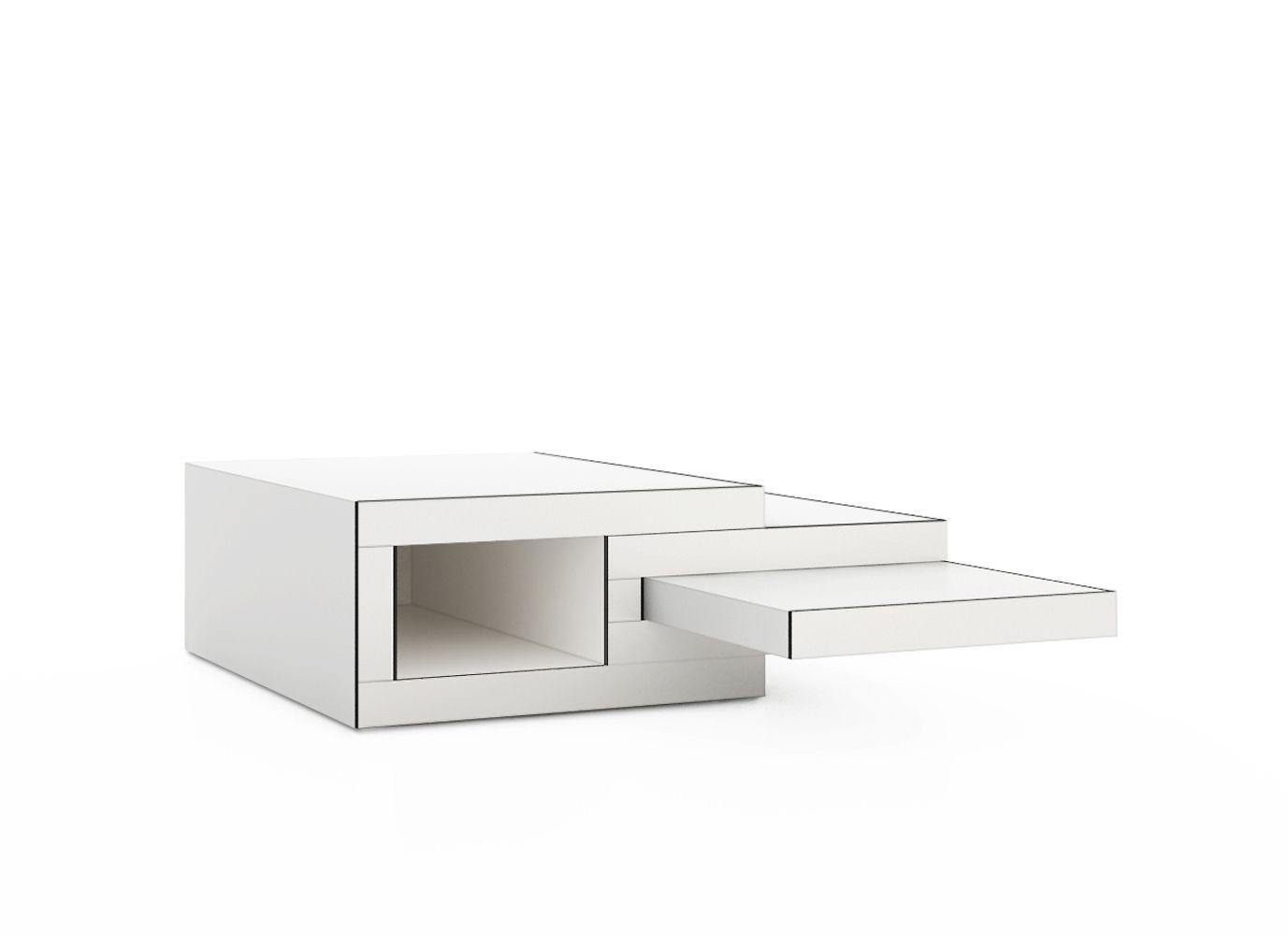High Quality REK Extending Coffee Table By Reinier De Jong   Design Milk Ideas