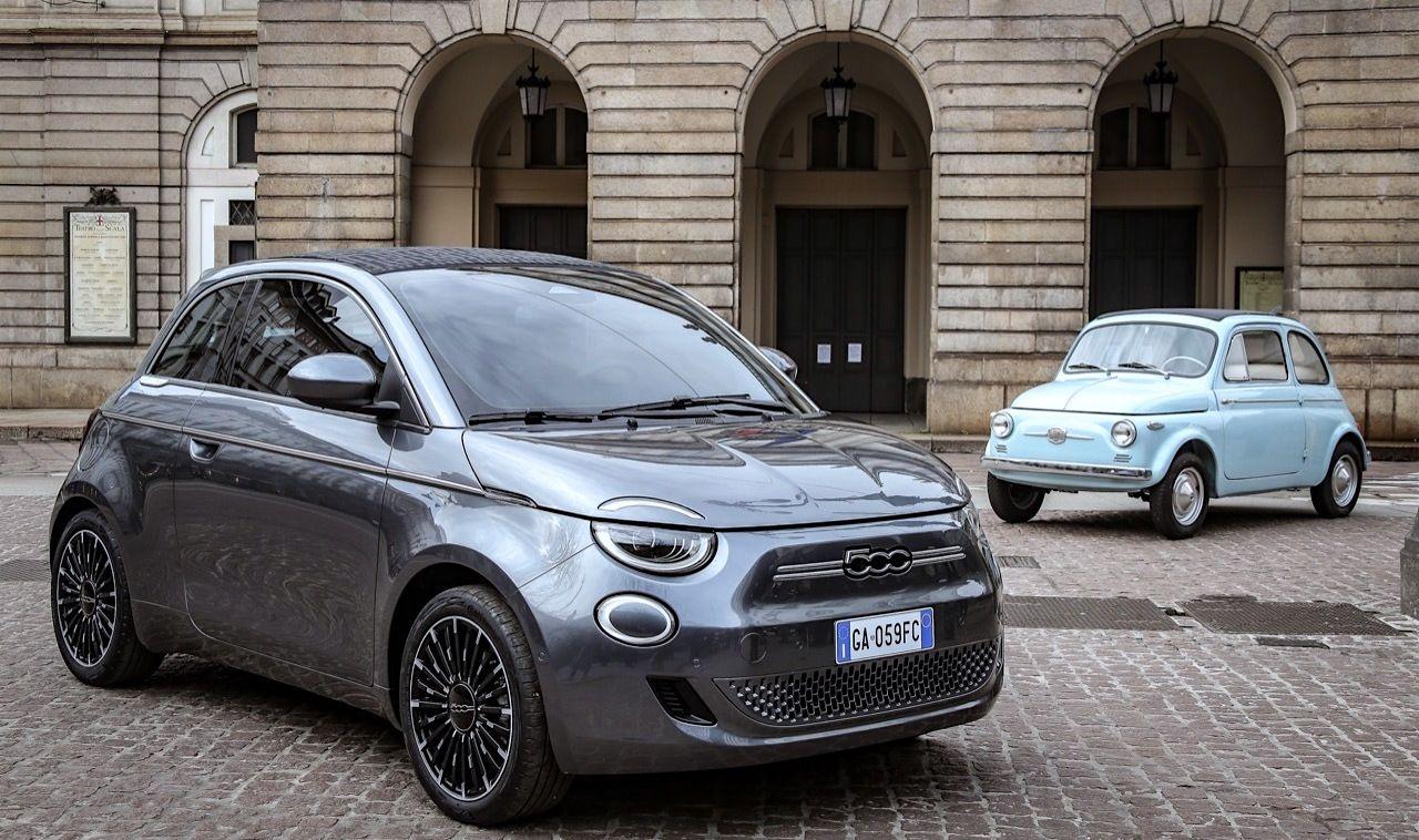 Nuova Fiat 500e Rivoluzione Elettrica Ma Che Prezzo Fiat 500