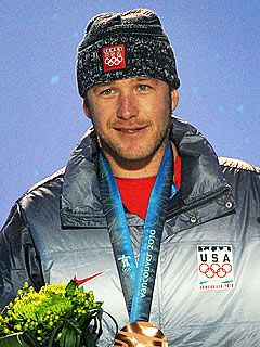 Bode Miller Collects a Medal of Every Color, Vancouver Olympics, 2010
