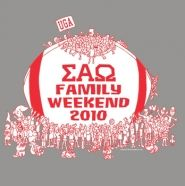 Fun idea for Sigma Alpha Omega family weekend or homecoming!