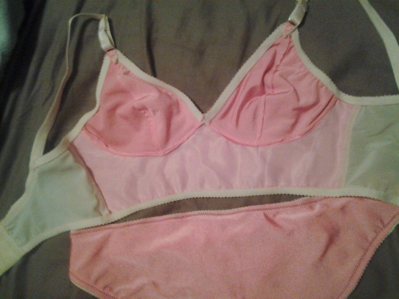 9c23f458720 Guild of Goods  Lingerie  Cloth Habit s Watson Bra   Bikini and Rosy  Ladyshorts Patterns