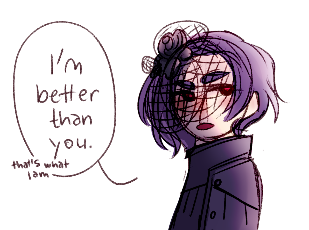 """""""Is Kanae a boy or a girl?"""" 