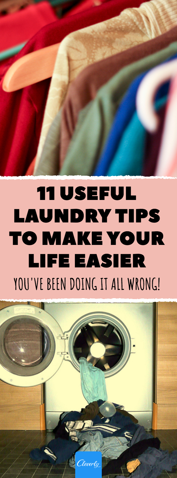 You're Doing It All Wrong 11 Useful Laundry Tips