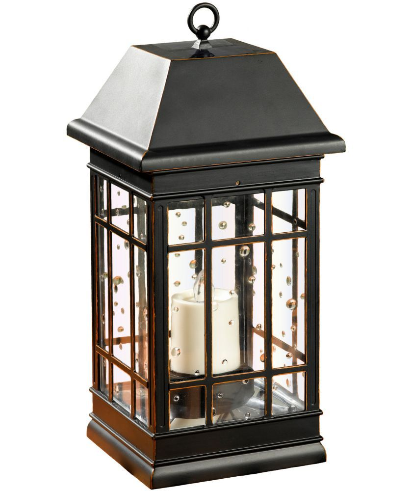 Buy Smart Solar Seville Lantern Outdoor Light