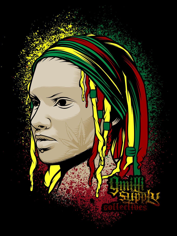 Rasta lady