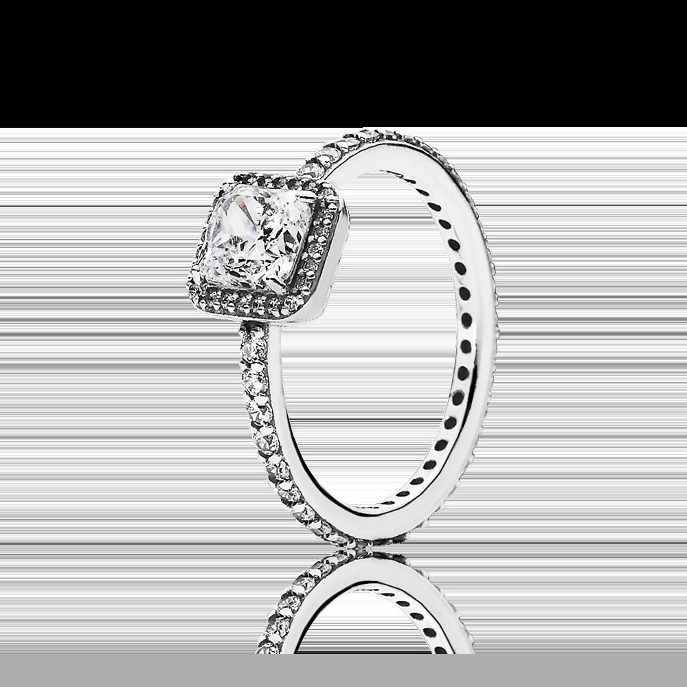 anillos de promesa pandora