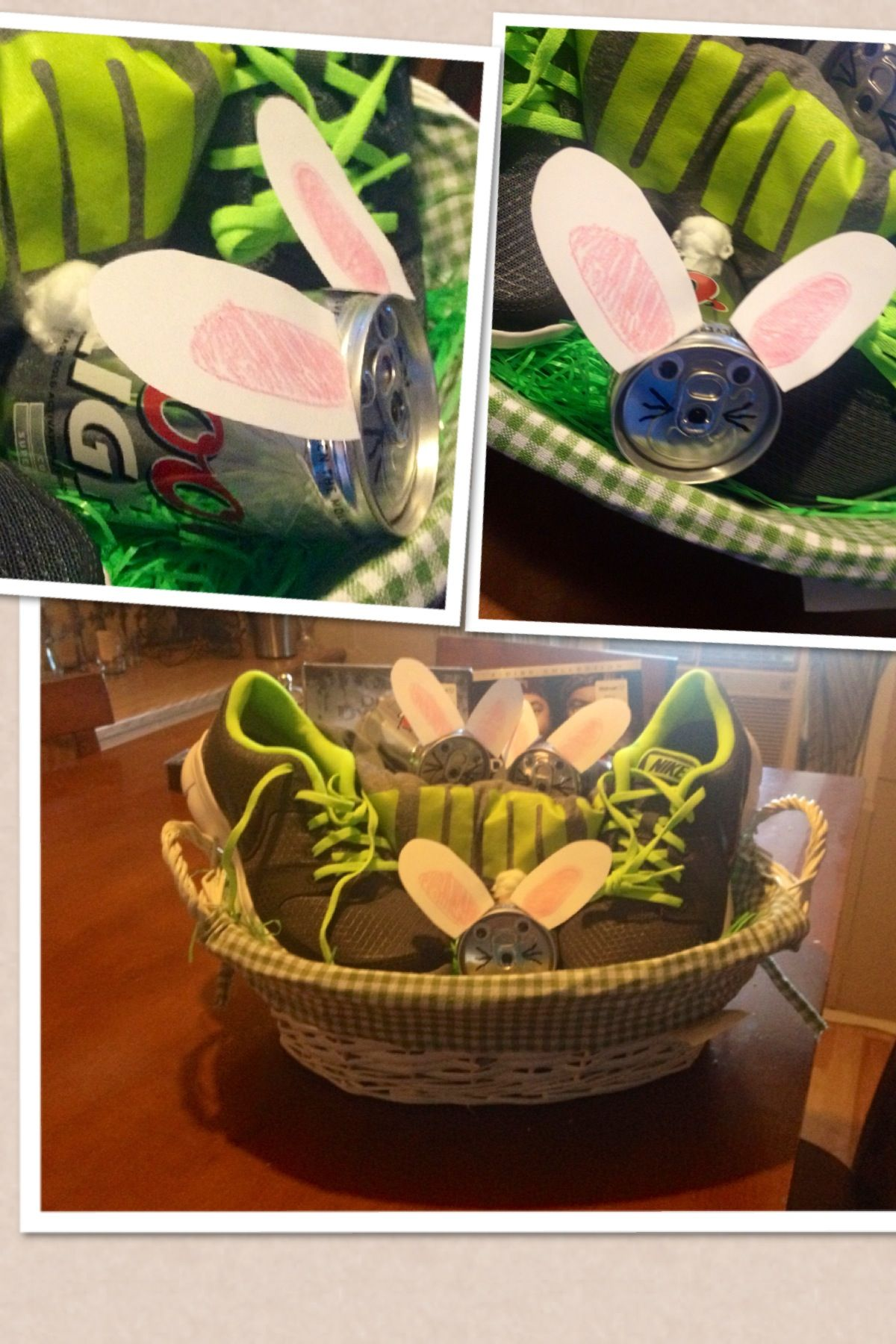 Way Too Gay For Me To Ever Actually Do But So Cute Easter Basket