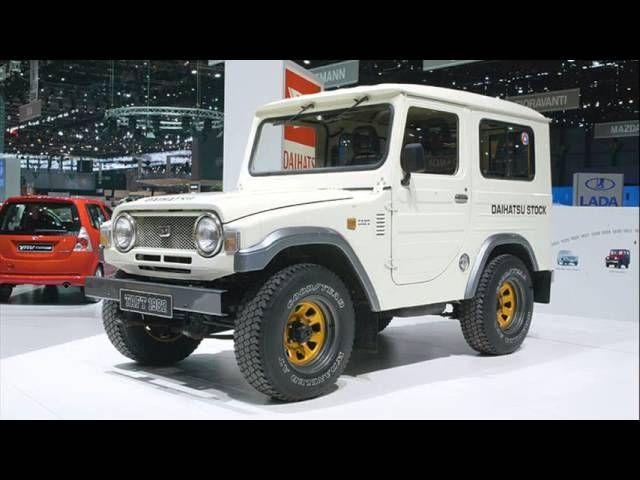 Daihatsu Rocky Engine Parts