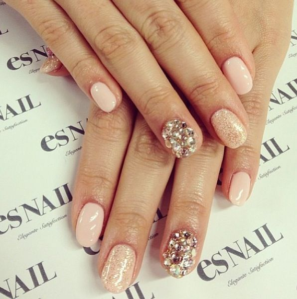 Gold For Prom Nail Ideas: Prom Nails: 15 Ideas For Your Perfect Manicure