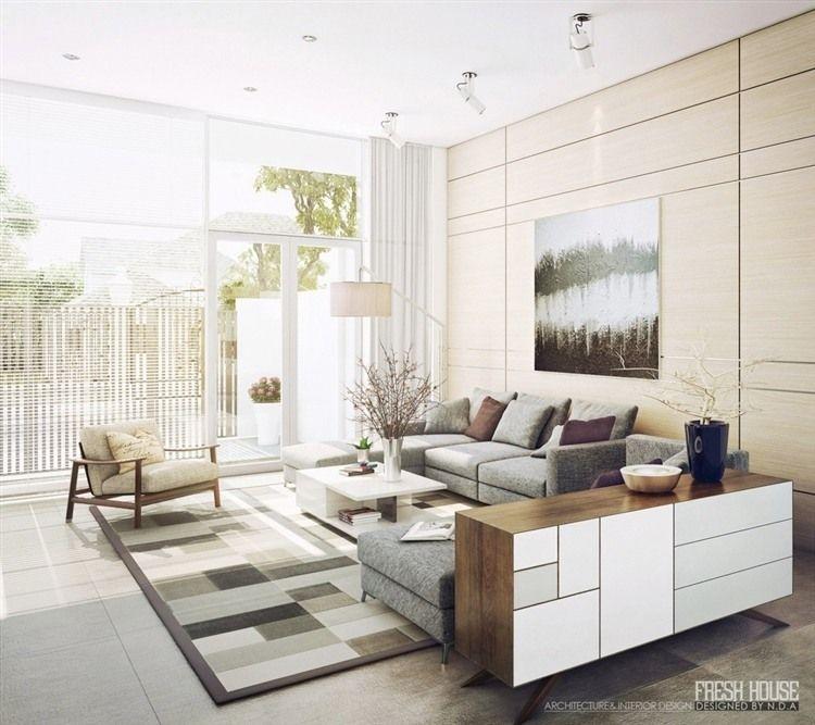 Bright Modern Living Rooms Homeadore Living Room Design Modern Living Room Decor Neutral Living Room Decor Modern