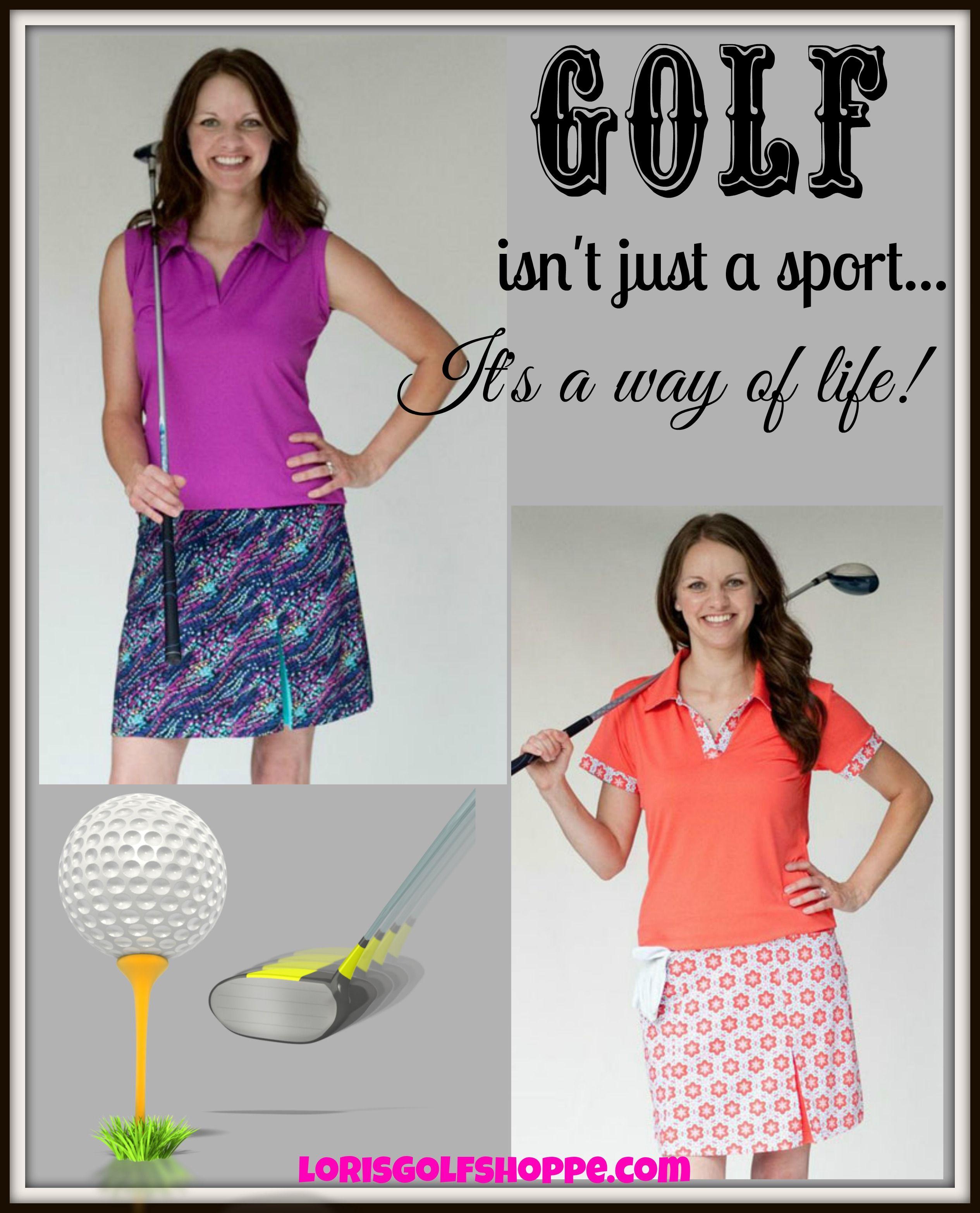 21+ Lories golf information