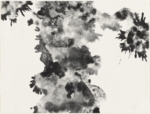 Ruth Asawa (American, 1926–2014). Plane Trees. 1965. Lithograph.