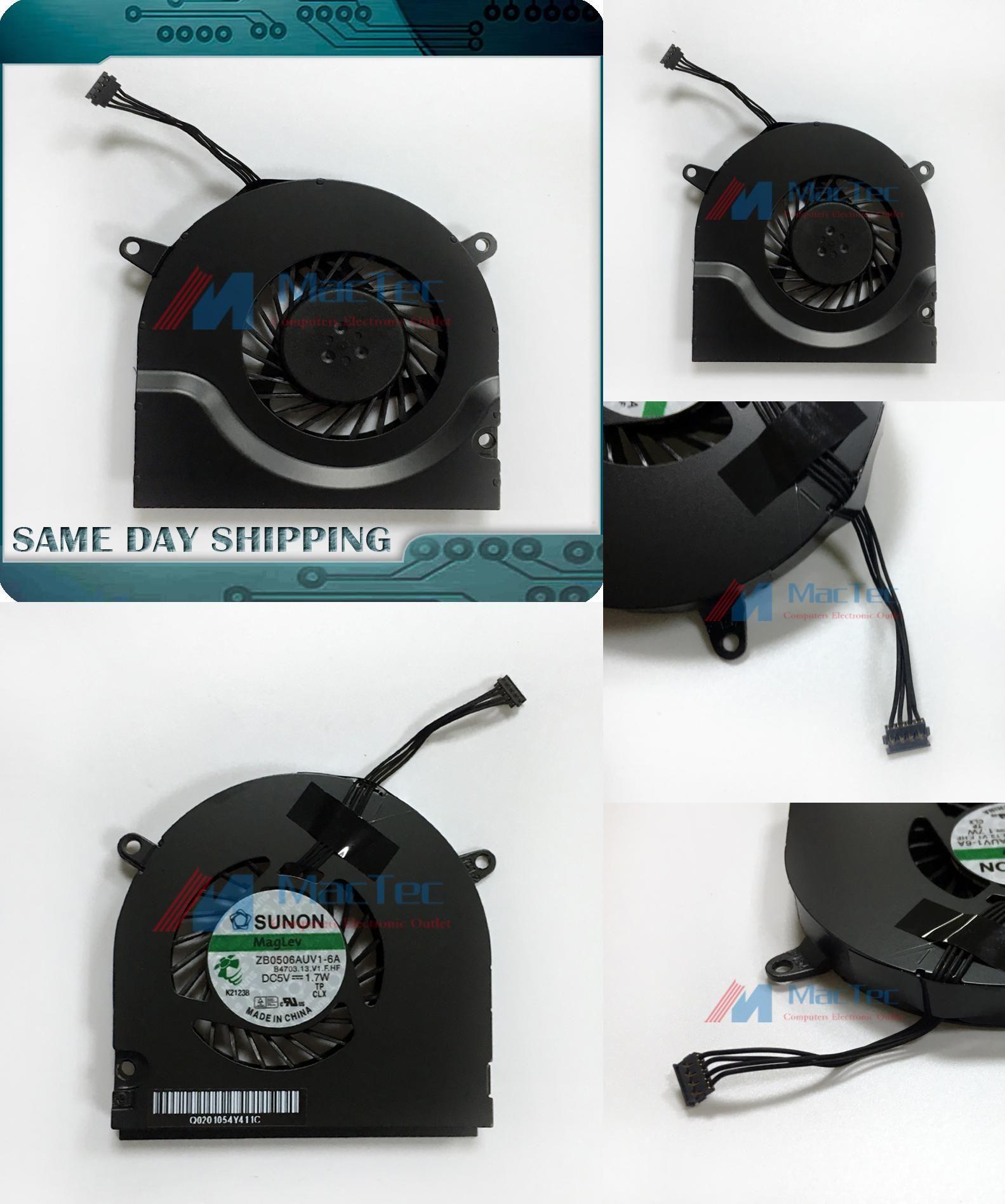 Visit To Buy Genuine New Cooling Fan Cooler For Apple Macbook Pro