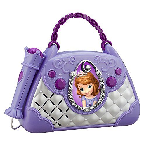 Robot Check Sofia The First Disney Junior Boombox