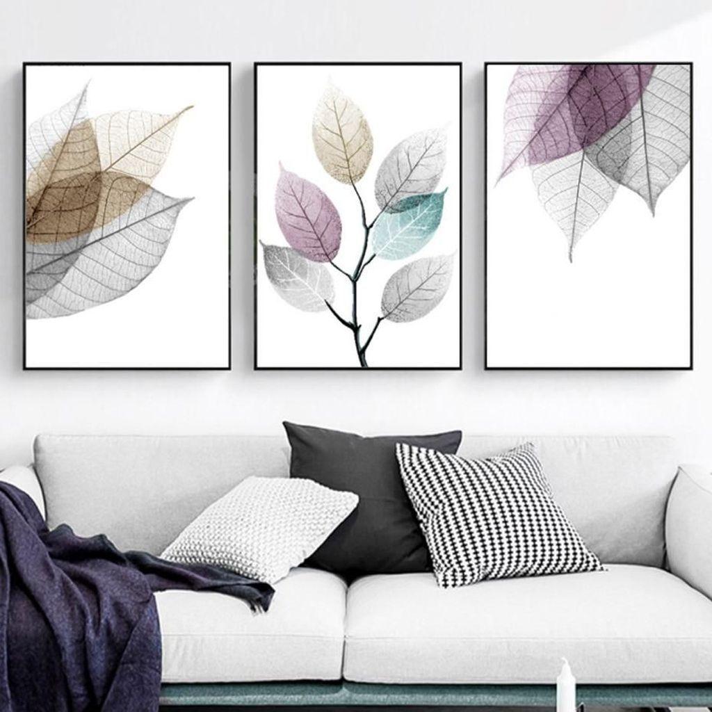 18 Cuadros minimalistas para habitacion