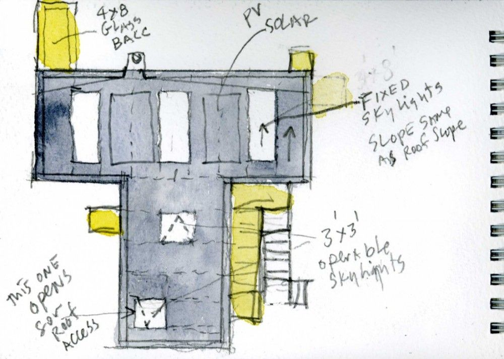 T Space Steven Holl Architects Steven holl Architects and