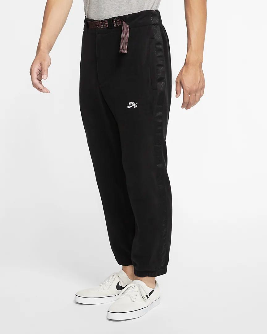 Pantalon de skateboard en tissu Fleece Nike SB pour Homme. Nike FR ...