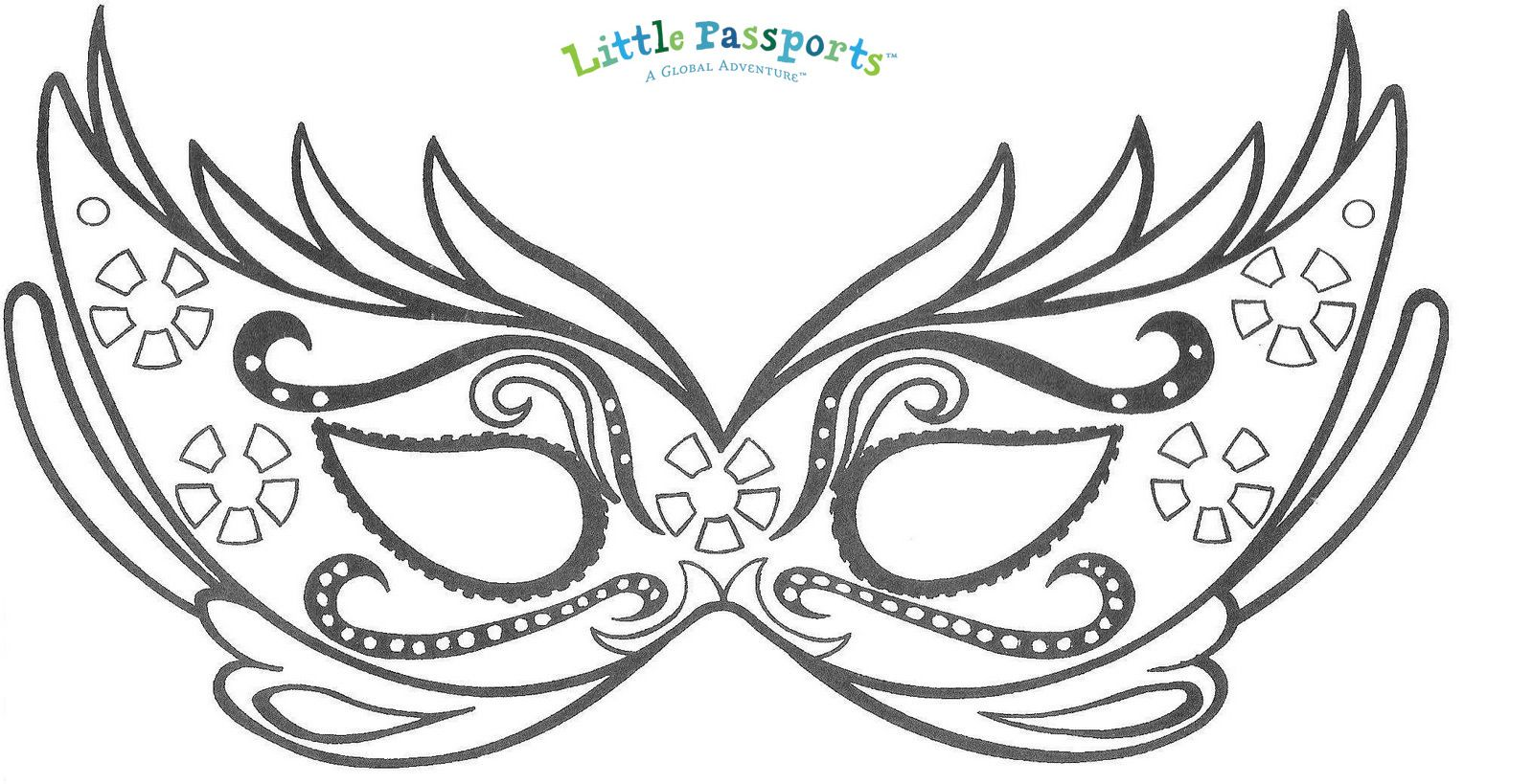Kids costumes and masks for carnaval in brazil little passports kids costumes and masks for carnaval in brazil little passports pronofoot35fo Gallery