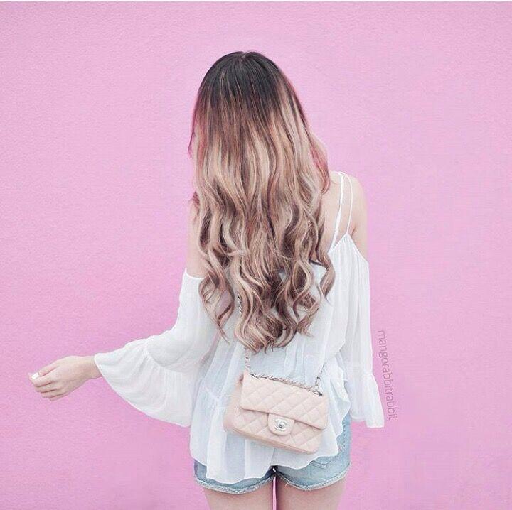 Pin de Fashion_diaries👗 love is..👗👚👙💄 en Hair style | Pinterest