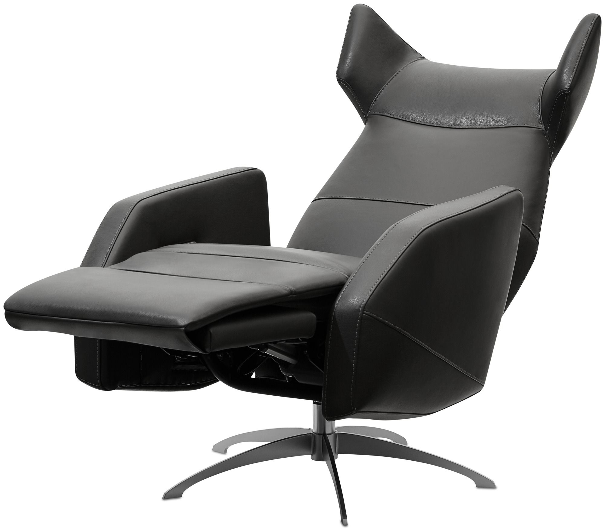 Swivel Chaise Lounge Chair Worlds Best Massage Modern Armchairs Quality From Boconcept Baby Planning