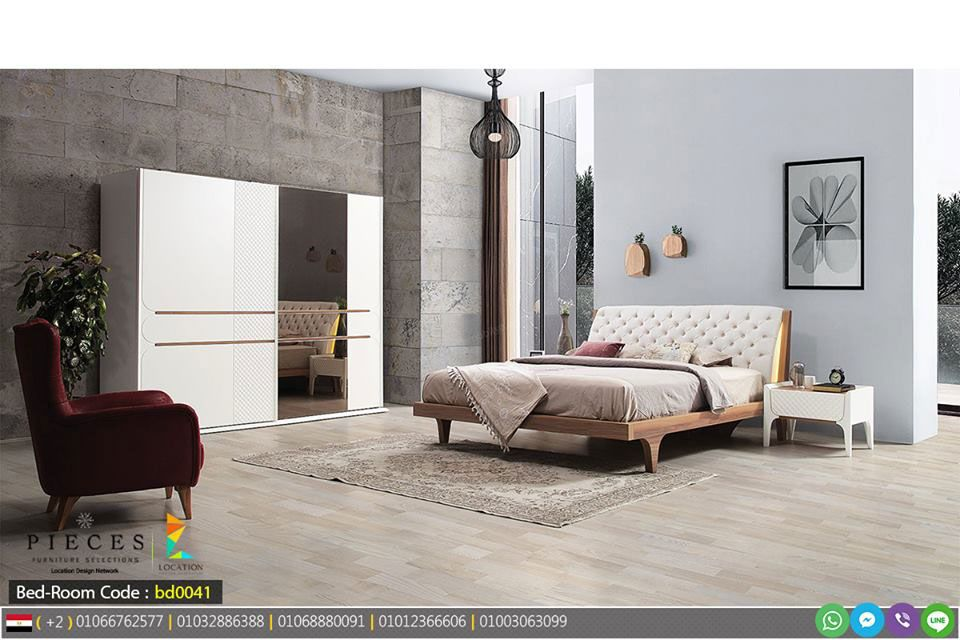 احدث كتالوج صور غرف نوم 2019 2020 Bedroom Bed Design Modern Bed Bed Furniture