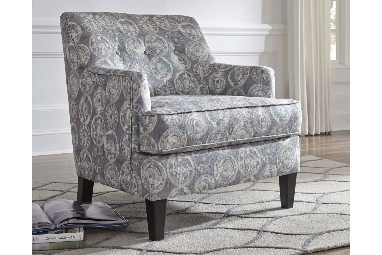 Adril Accent Chair Ashley Furniture Homestore With Images Accent Chairs Wayfair Living Room Chairs Furniture Chair