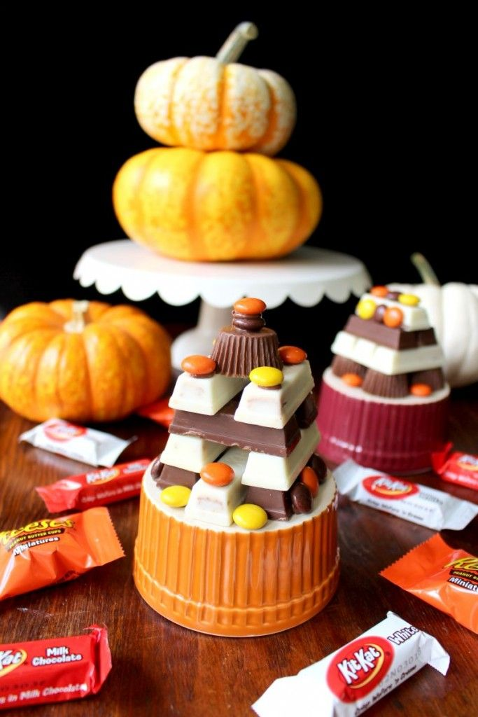 Halloween Candy Ideas Make Your Own Candy Castle! Halloween candy - halloween party treats ideas