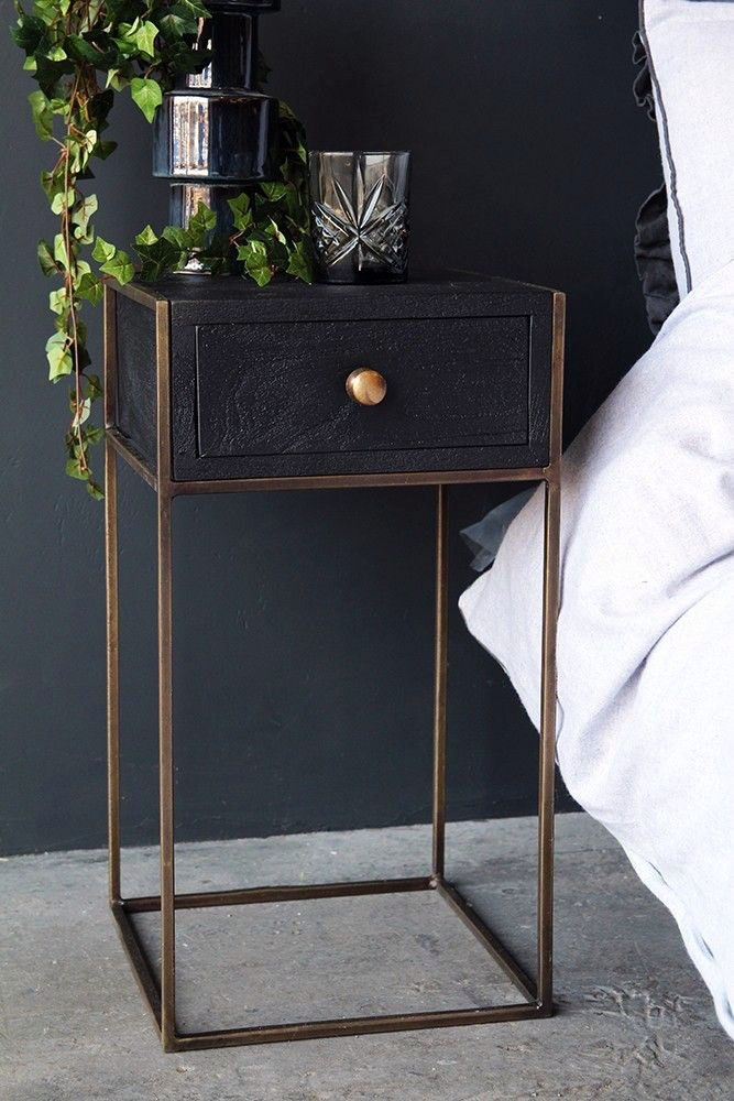 New bedside table storage that will blow your mind