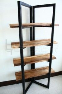 Emie Two Tone Foldable Shelves Space Divider 2 Furniture