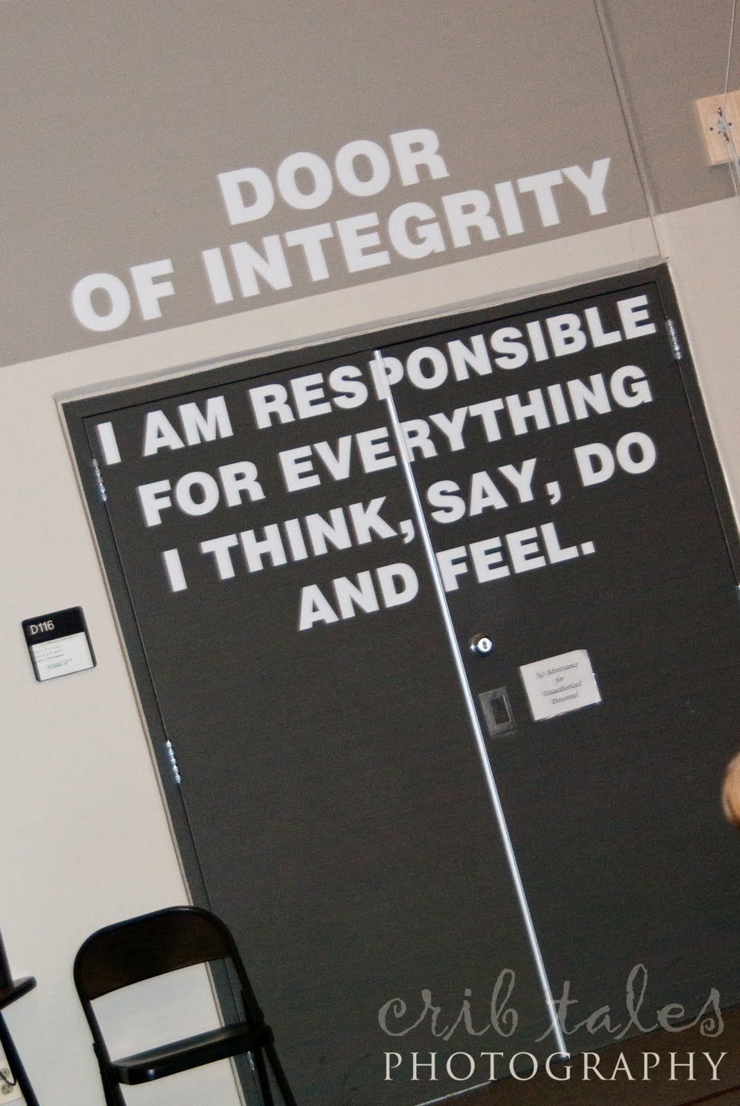 Door of integrity - LOVE THIS! I want this on my door..I & Door of integrity - LOVE THIS! I want this on my door..I think I ... Pezcame.Com