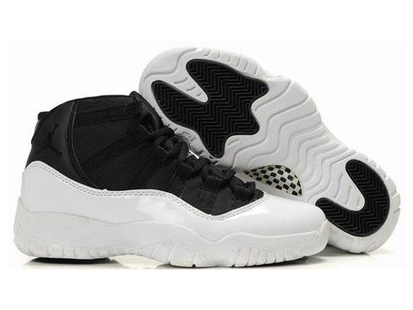 Femme Air Jordan 11 Retro Chaussure 068