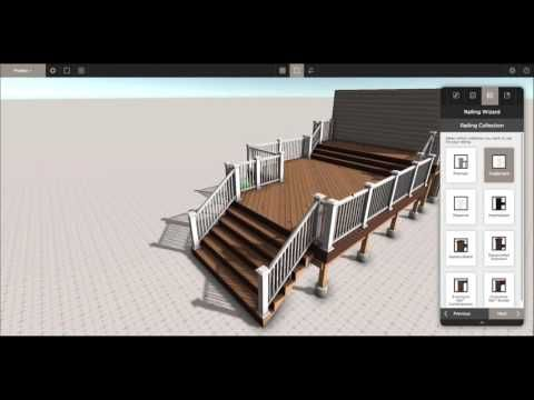 Deck Designer Deck Design Tool Deck Designs Azek Deck